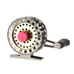 5BB Ball Bearings Left /Right Hand Full Metal Former Raft Fishing Wheel Front Fishing Reel Lead Wheel High Speed 2.6:1